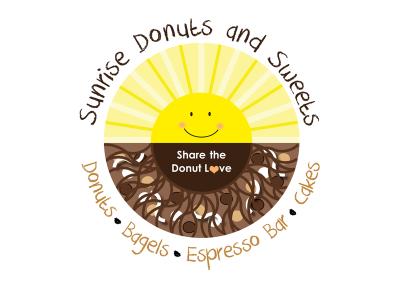 Sunrise Donuts Logo