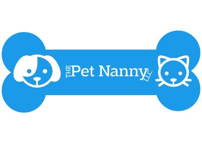 The Pet Nanny, LLC. Logo