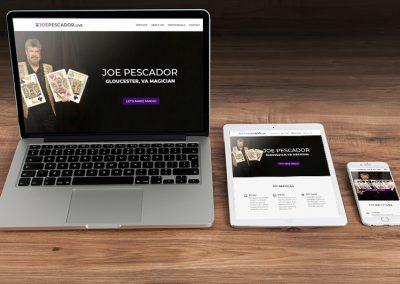 Joe Pescador – Magician/Illusionist